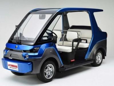Yamaha va tester sa golfette à hydrogène