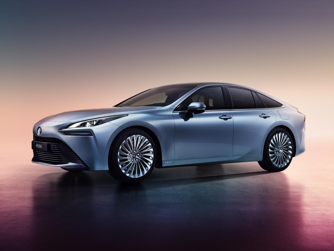 Nouvelle Toyota Mirai