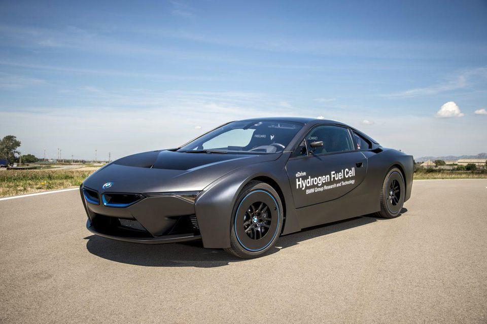 Le BMW X5 à hydrogène bientôt disponible ?
