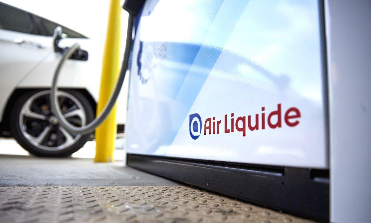 Air Liquide : une station à hydrogène pour les JO de Pékin 2022
