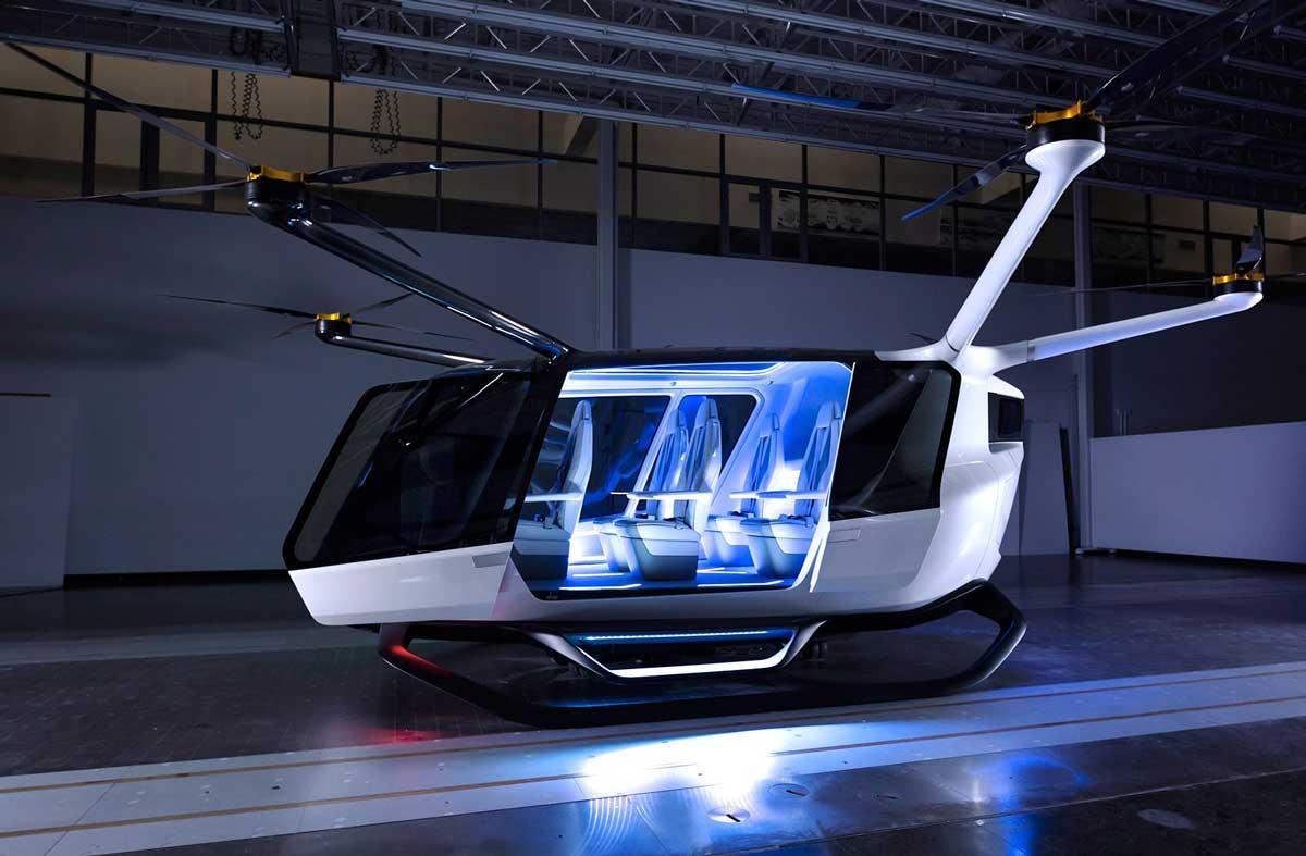 Alaka'i Technologies lance le premier drone de transport de passagers à hydrogène