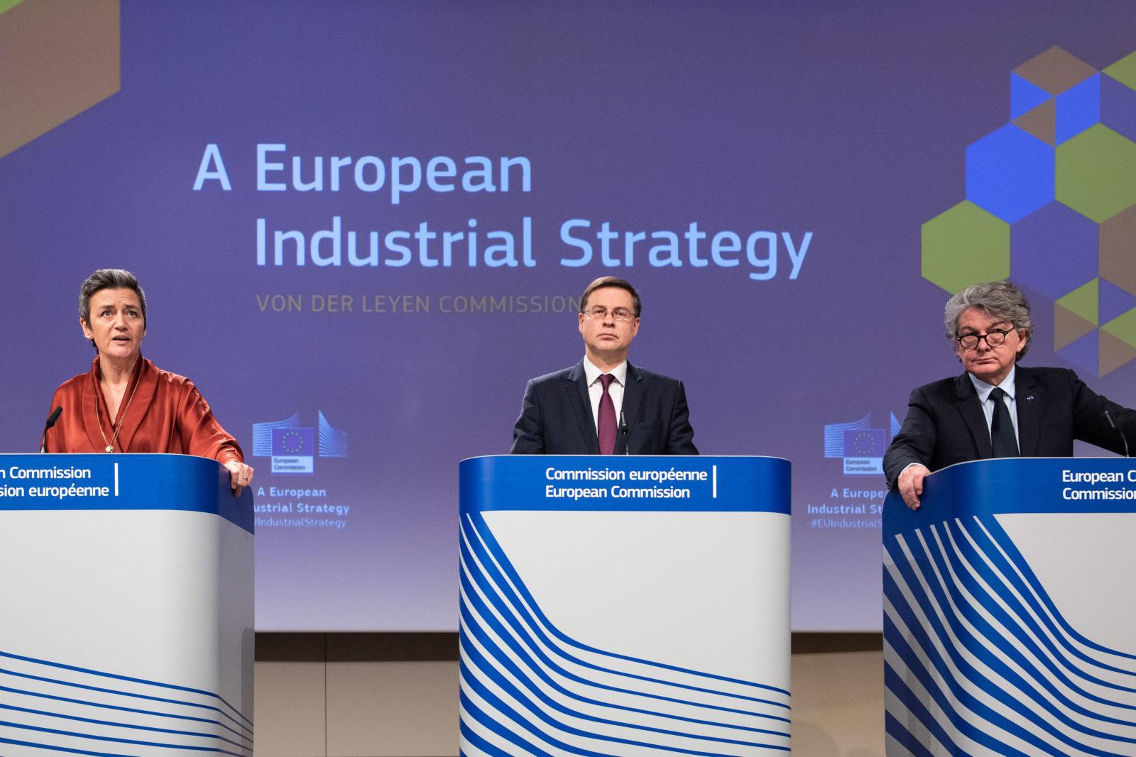 Une Alliance européenne pour l'hydrogène vert
