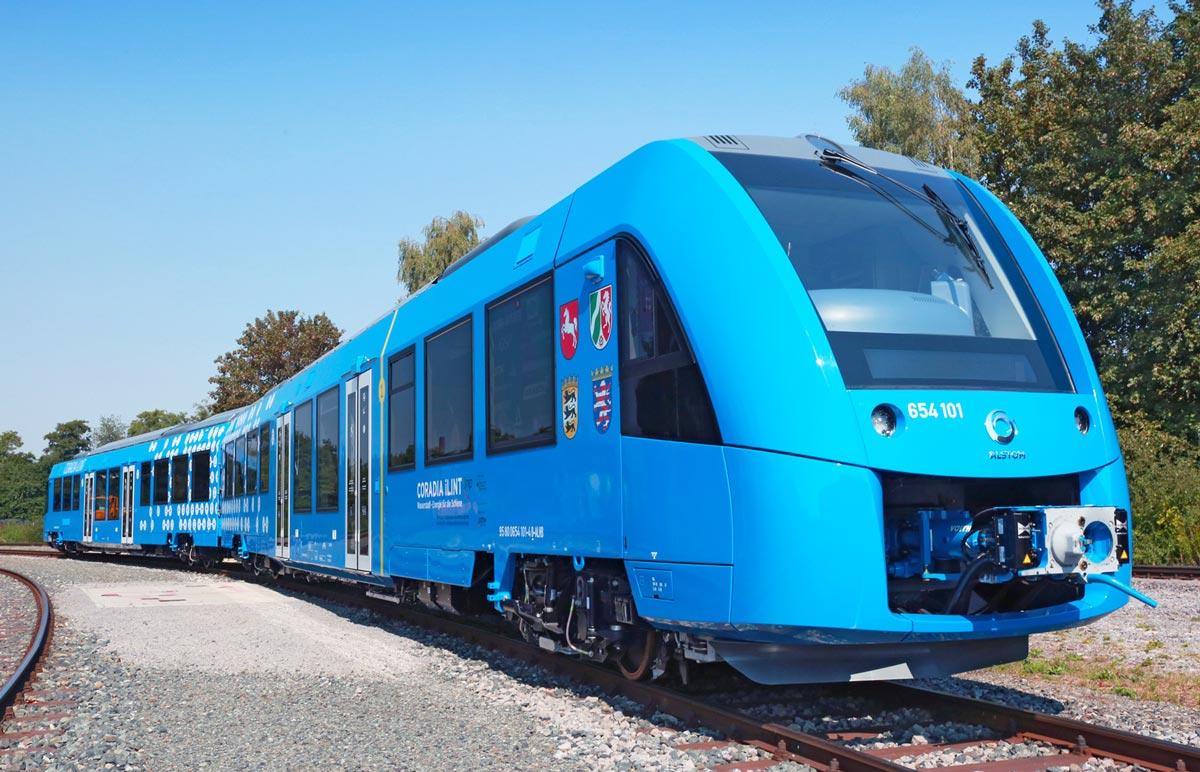 Italie : Alstom et la Snam s'associent pour développer le train à hydrogène
