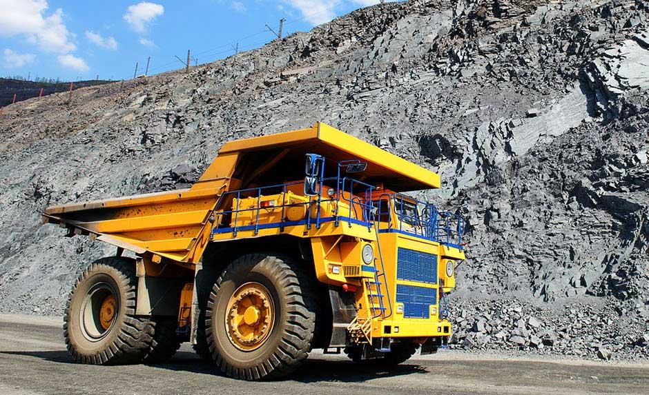 Un camion minier géant équipé de piles à combustible Ballard