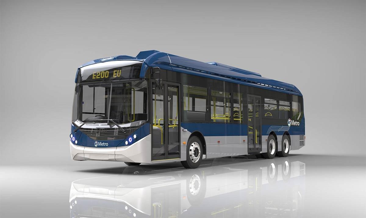 Auckland investit dans les bus à hydrogène