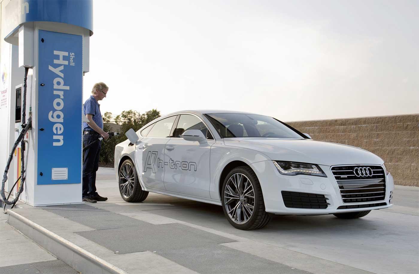 Ballard présente une pile à combustible développée avec Audi