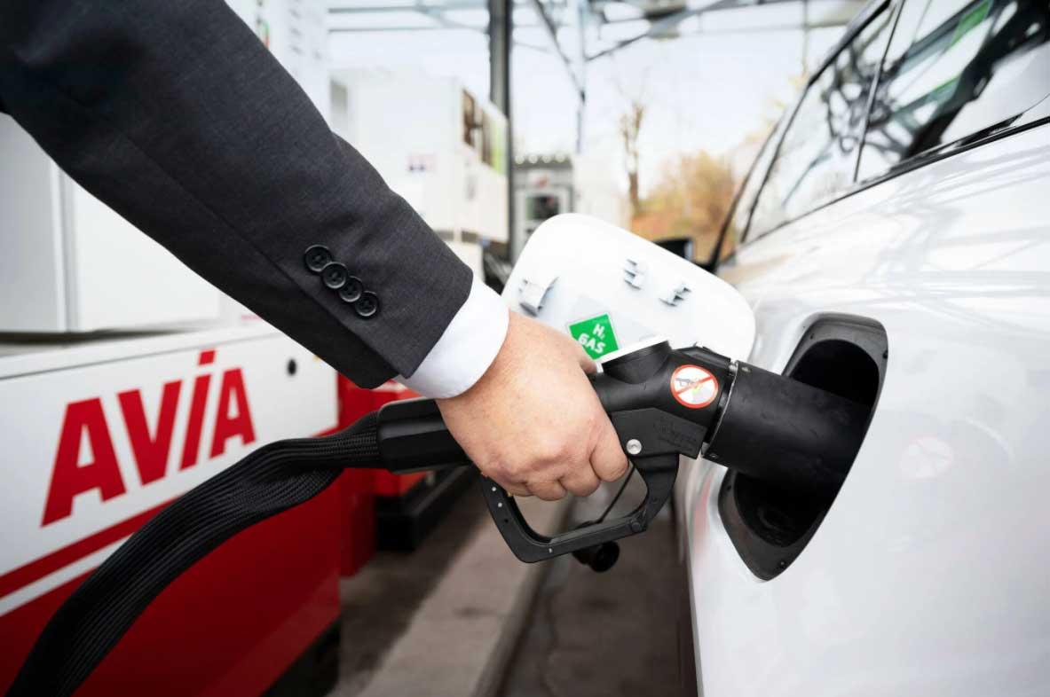 Avia ouvre une nouvelle station hydrogène en Suisse
