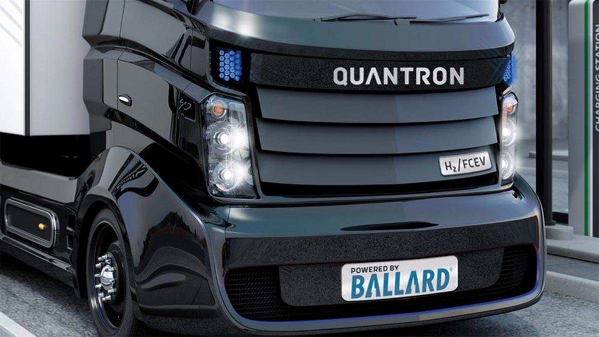 Une nouvelle pile à combustible pour les bus et camions hydrogène chez Ballard