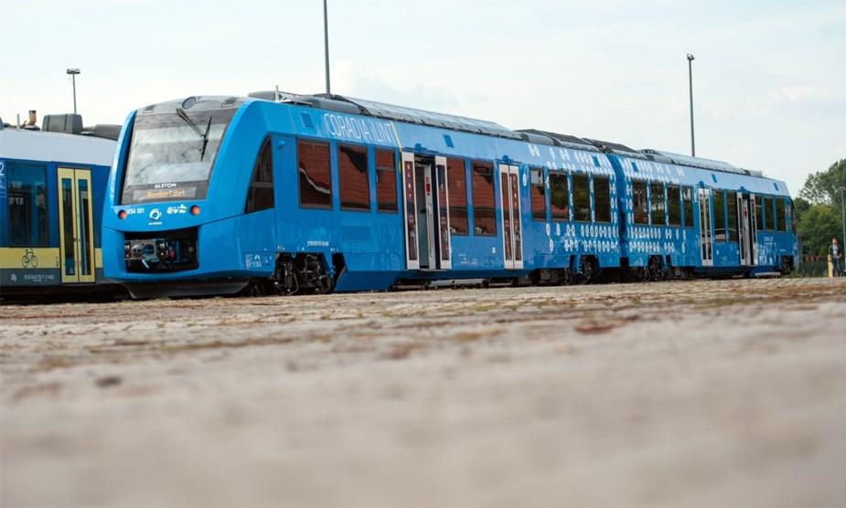 En Belgique, la SNCB s'intéresse au train à hydrogène