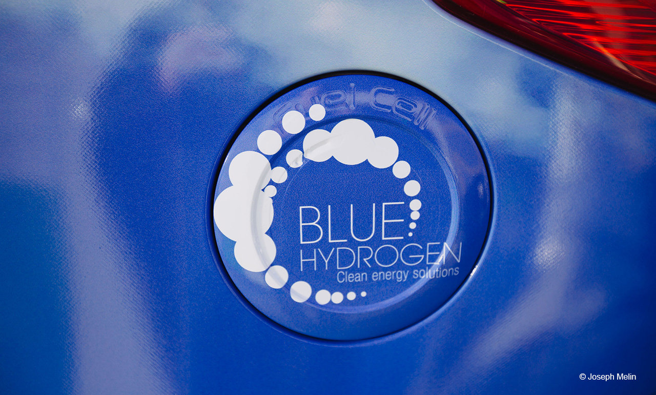 L'hydrogène bleu ne serait pas si propre