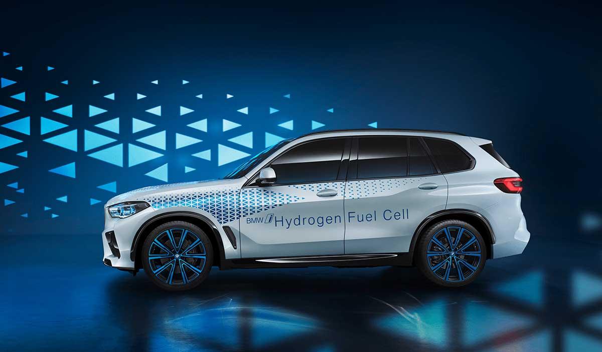 BMW : des X6 et X7 à hydrogène d'ici 2025 ?