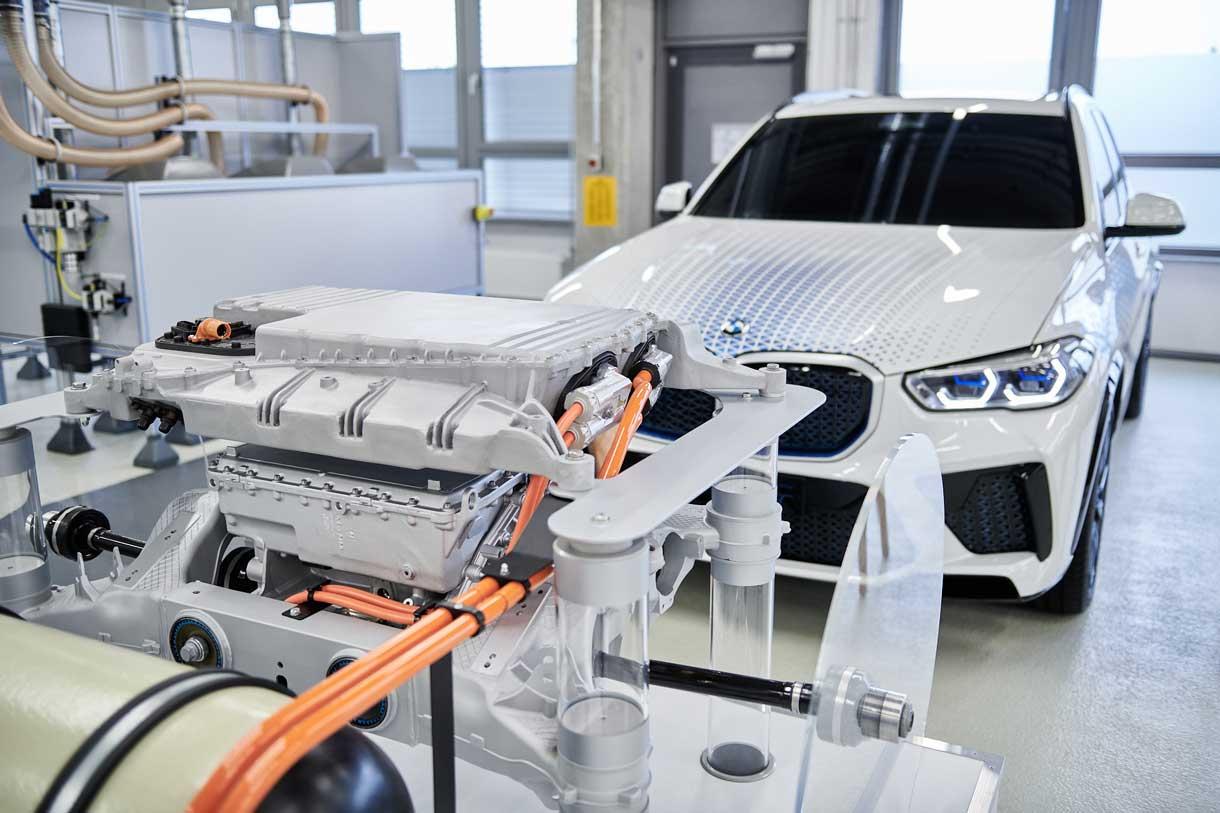 BMW : vers une nouvelle génération de piles à hydrogène