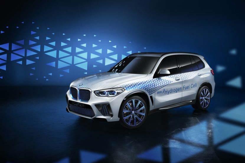 BMW : les véhicules à hydrogène aussi bon marché que ceux à essence d'ici cinq ans