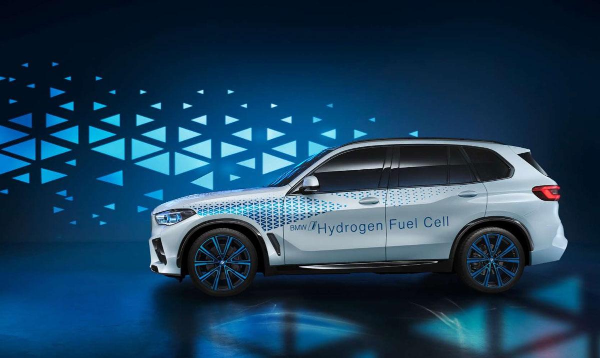BMW X5 à hydrogène : le SUV à pile à combustible en détails
