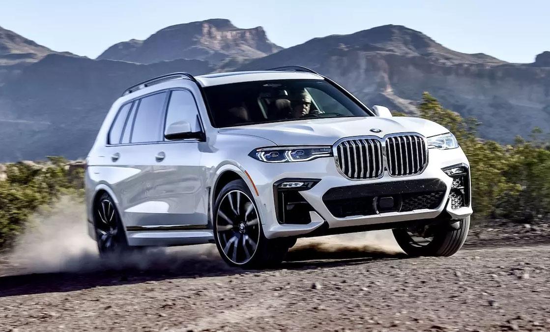 Un BMW X7 à hydrogène en préparation ?