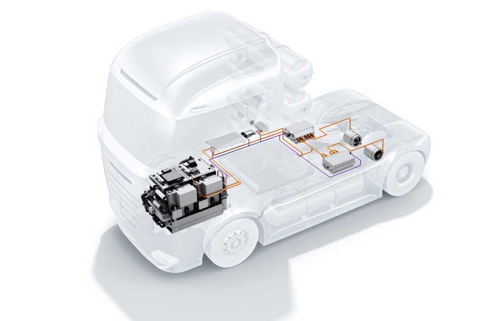 Pour Bosch, les camions du futur ont besoin d'hydrogène