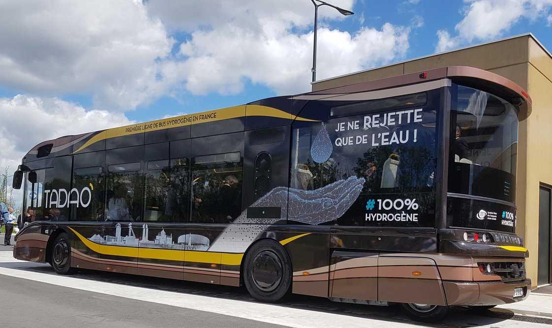 UGAP : une commande groupée pour 1000 bus à hydrogène d'ici 2024