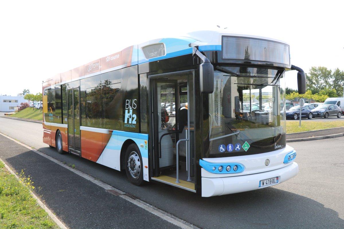 Bus à hydrogène : Safra passe à la vitesse supérieure