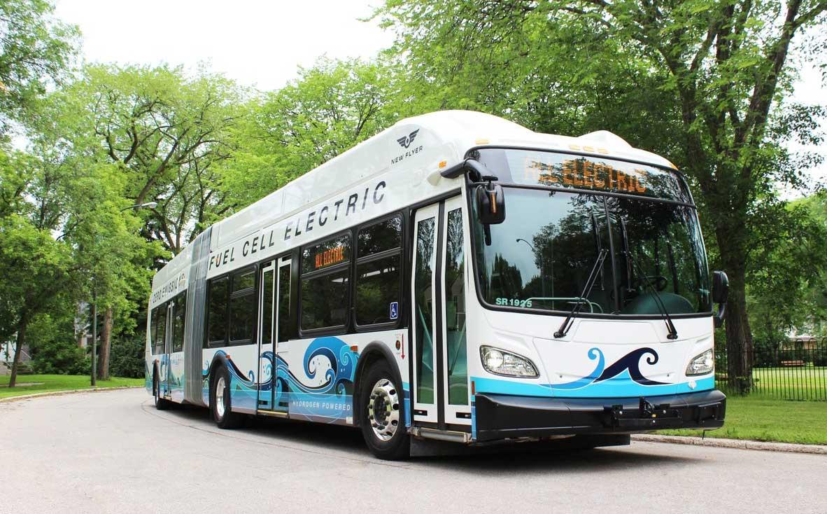 Californie : une feuille de route pour accélérer le déploiement de bus à hydrogène