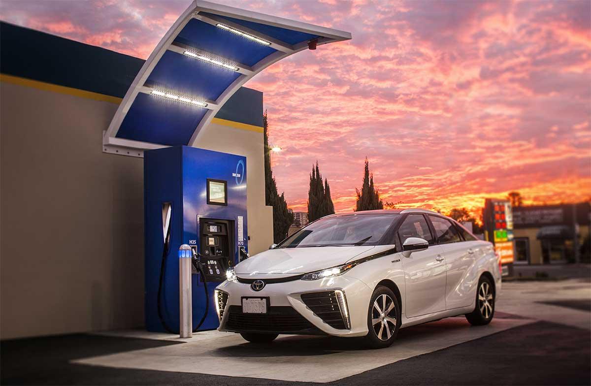 Air Liquide investit dans la mobilité hydrogène en Californie