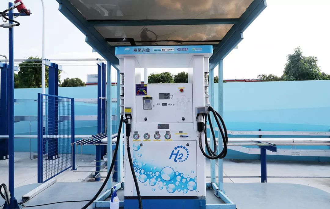 En Chine, l'infrastructure jugée essentielle pour développer l'hydrogène