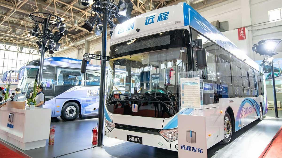 Chine : les provinces se ruent sur les subventions pour le développement du véhicule à hydrogène