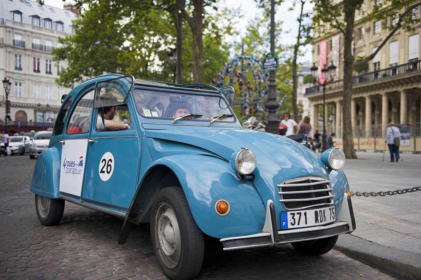 Une Citroën 2CV à hydrogène d'ici 2025 ?