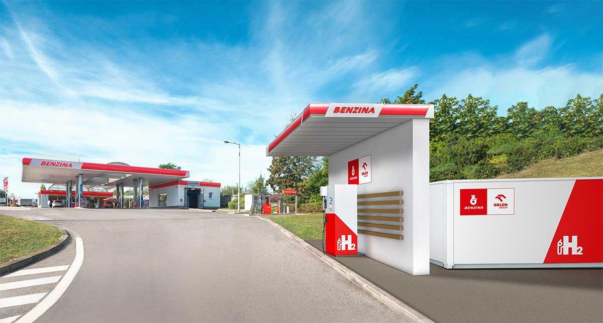 La République Tchèque annonce ses premières stations d'hydrogène