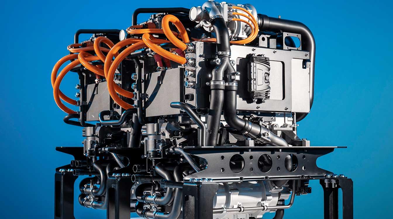 Daimler et Volvo vont lancer une Gigafactory de piles à hydrogène pour poids-lourds