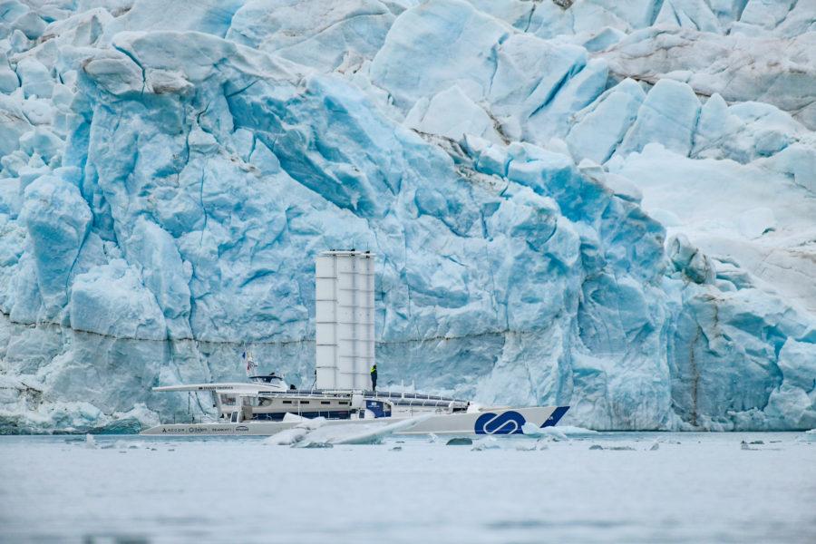 Energy Observer : le bateau à hydrogène rejoint l'océan Arctique
