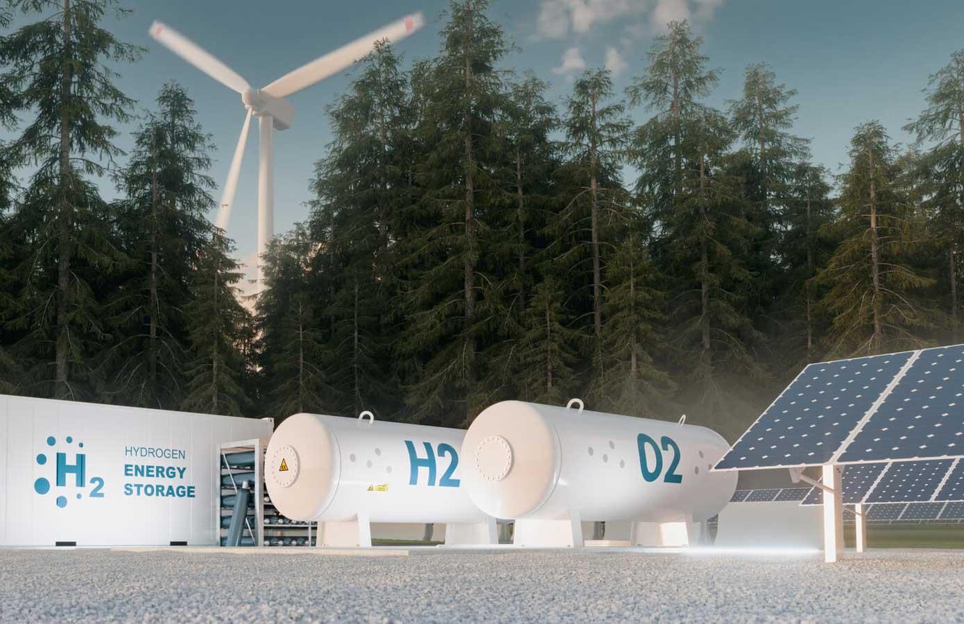 Hydrogène par électrolyse : la production en Europe devrait atteindre 2,7 GW d'ici 2025