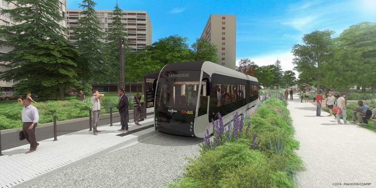 Une étude de l'Ademe annonce l'arrivée des bus à pile hydrogène