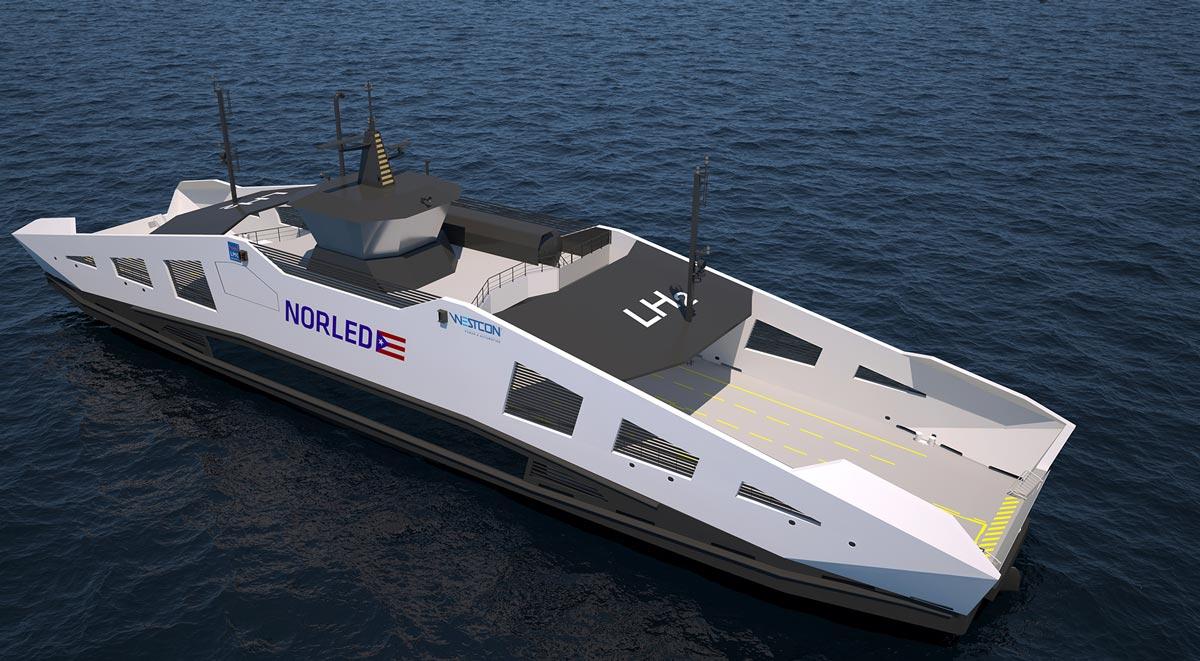 Projet Flagships : La France et la Norvège sur la voie de l'hydrogène maritime