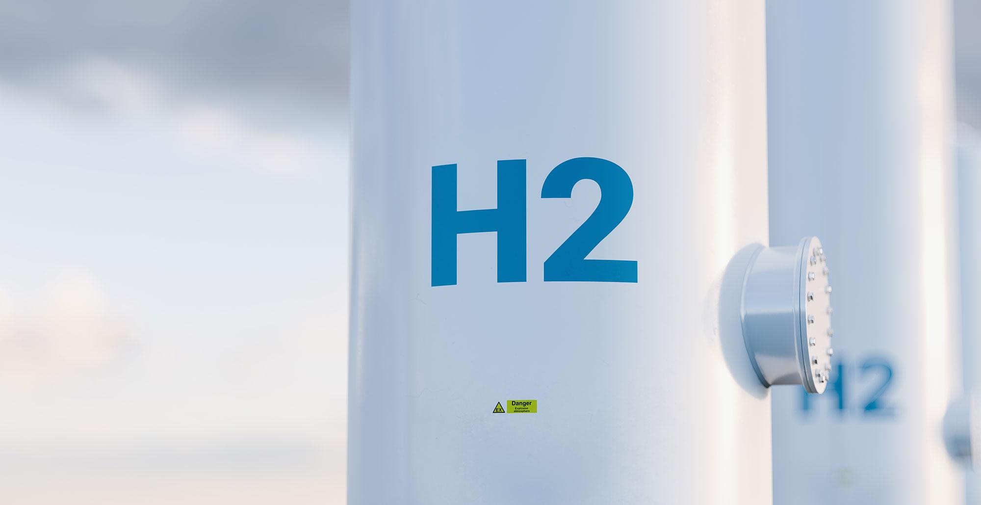 La France prépare son futur réseau hydrogène