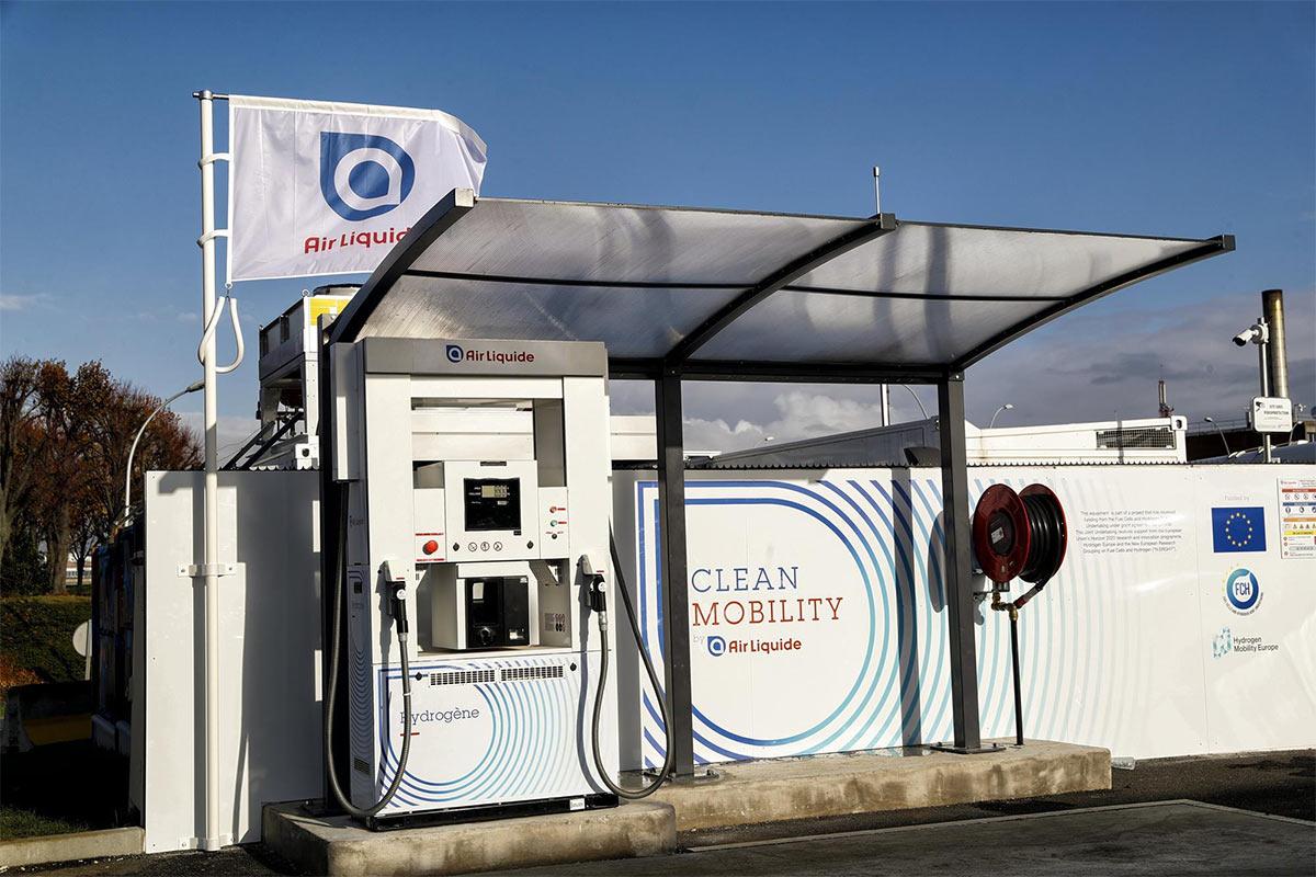Air Liquide prévoit le déploiement de deux nouvelles stations à hydrogène en Ile-de-France