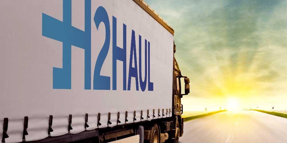 Camions à hydrogène : Plastic Omnium associé au projet H2Haul