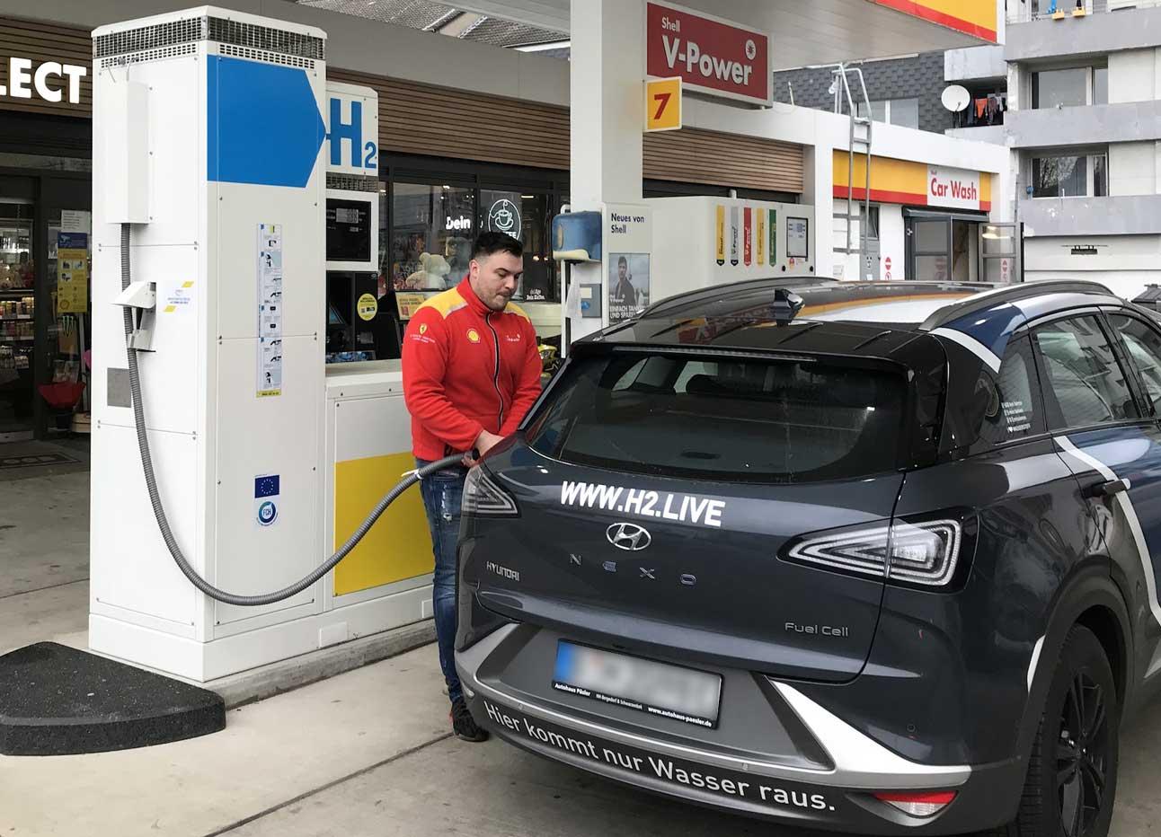 En Allemagne, Hyundai investit dans les stations hydrogène