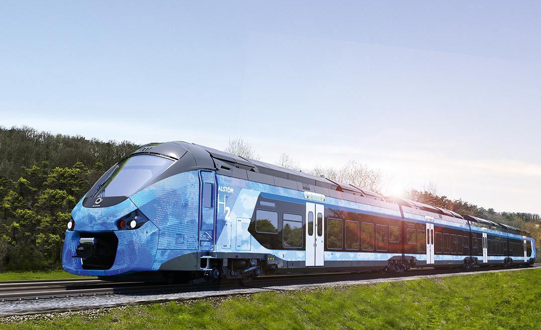 Les trains à hydrogène remplaceront bientôt le diesel en Europe