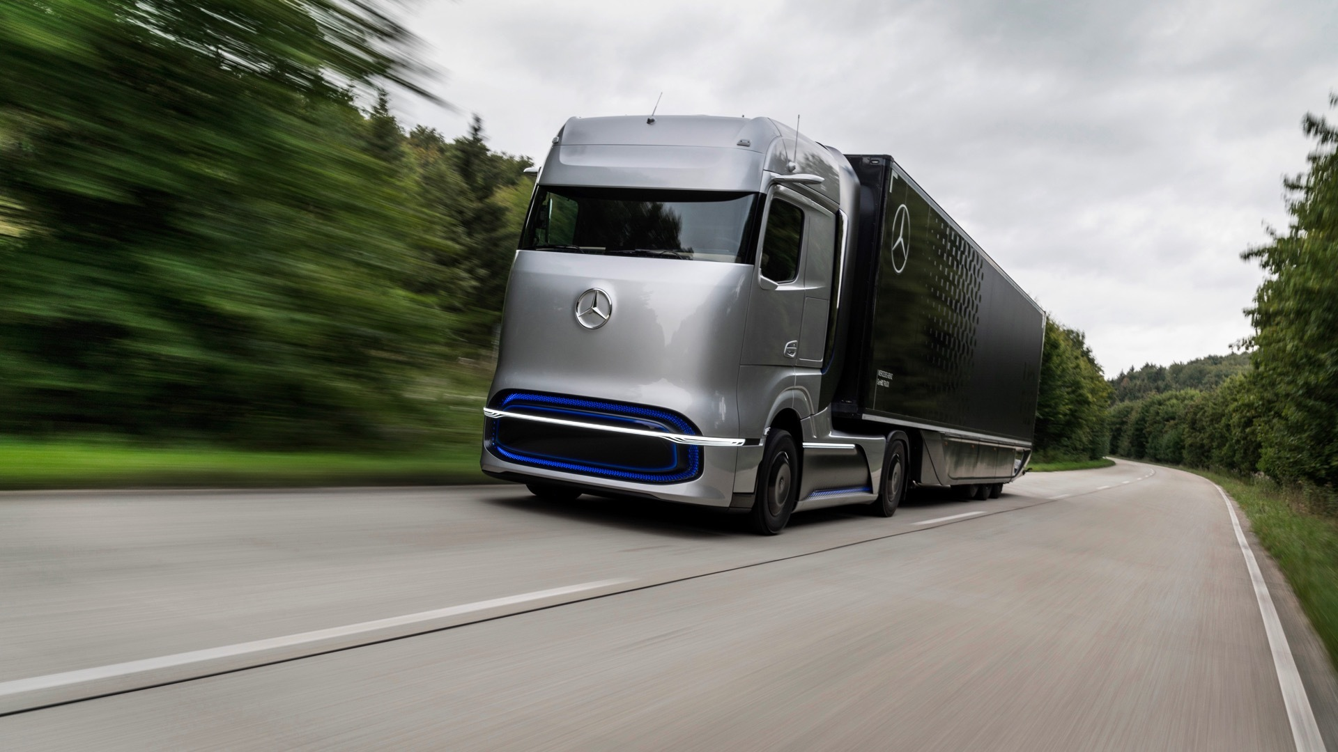 Avec H2Accelerate, les constructeurs s'engagent pour accélérer le développement des camions à hydrogène