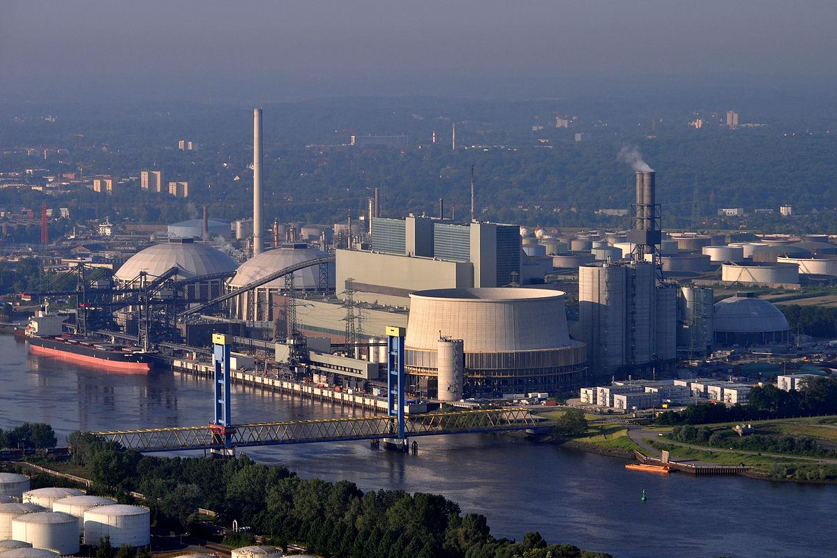 Cette ancienne centrale à charbon va produire de l'hydrogène vert