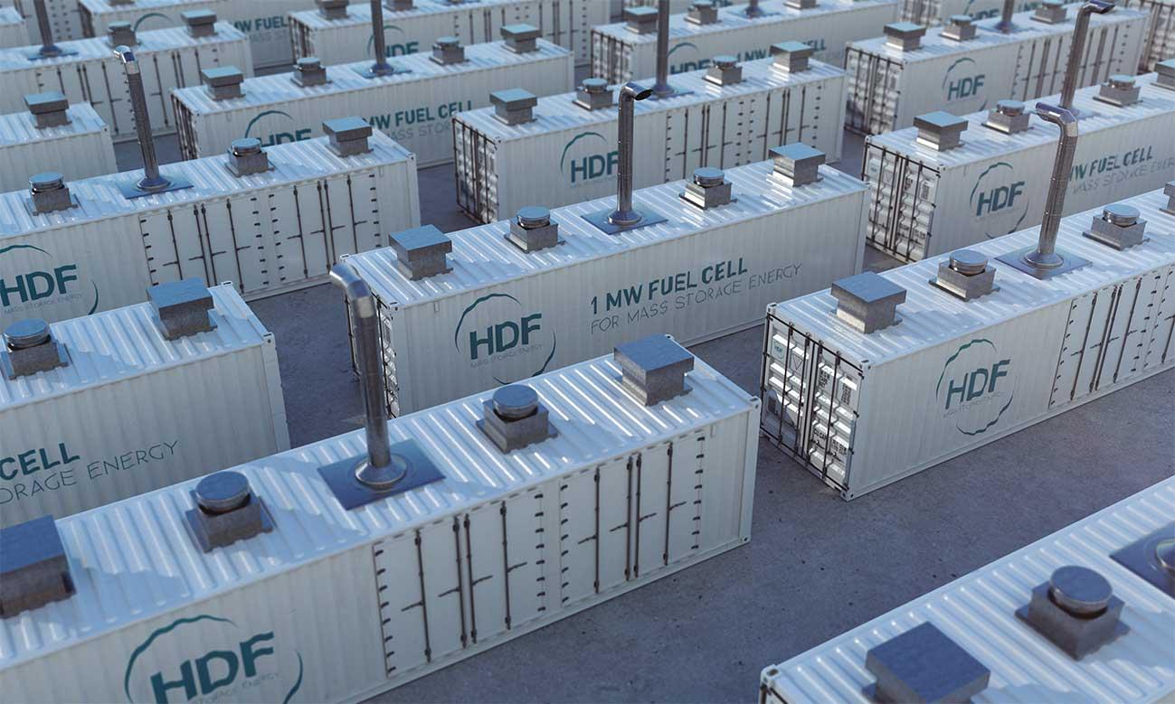 Hydrogène de France se lance dans l'industrialisation de piles à combustible