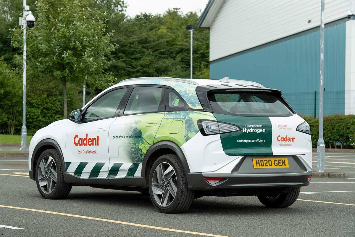 Le plus grand distributeur de gaz du Royaume-Uni déploie une flotte de voitures à hydrogène