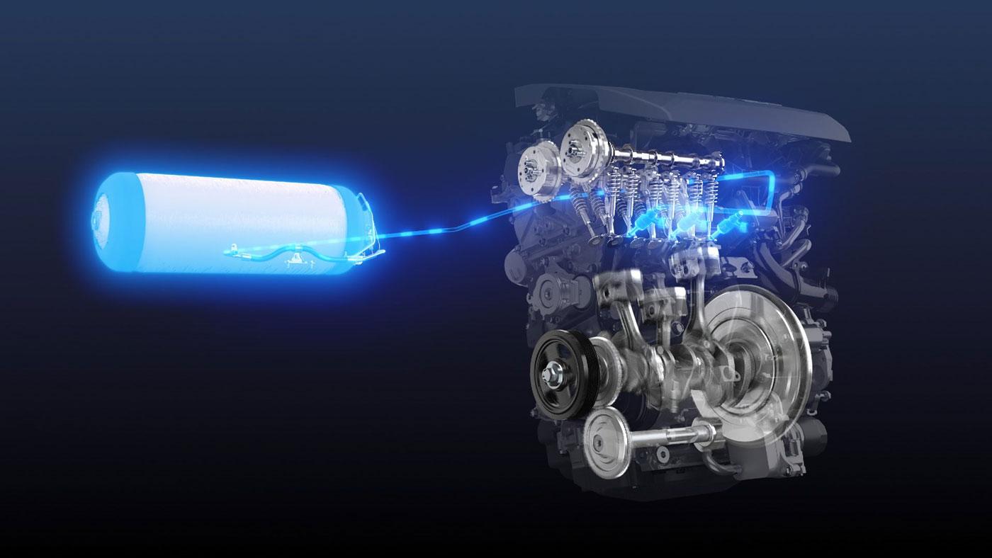 Le moteur à hydrogène meilleur que la pile à combustible ?
