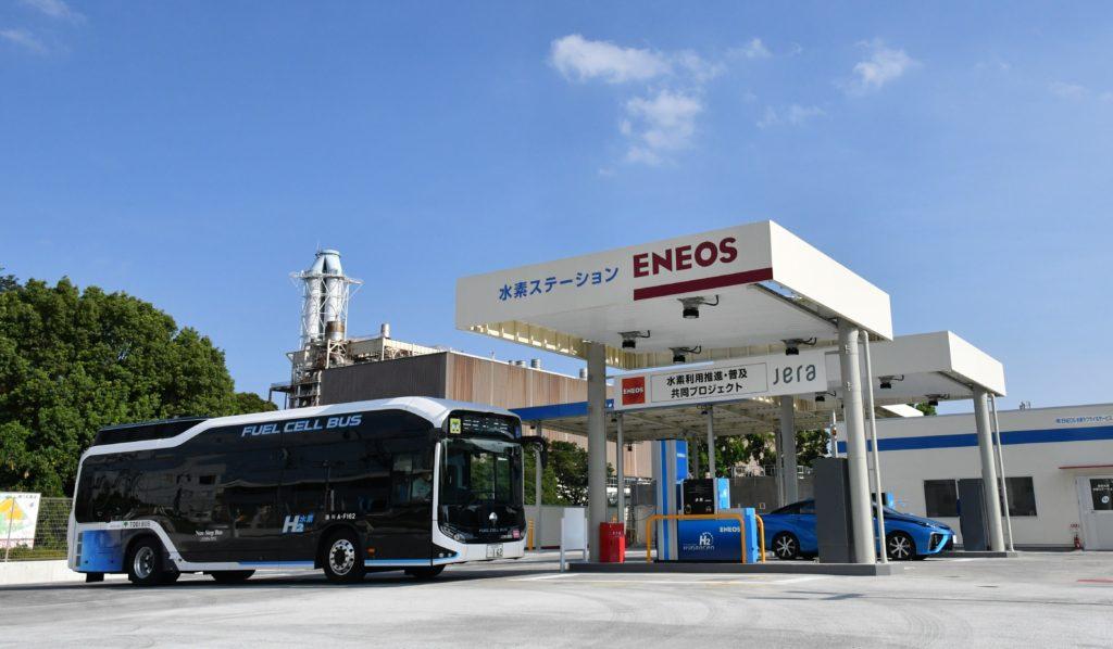 Une nouvelle station hydrogène ouvre ses portes à Tokyo