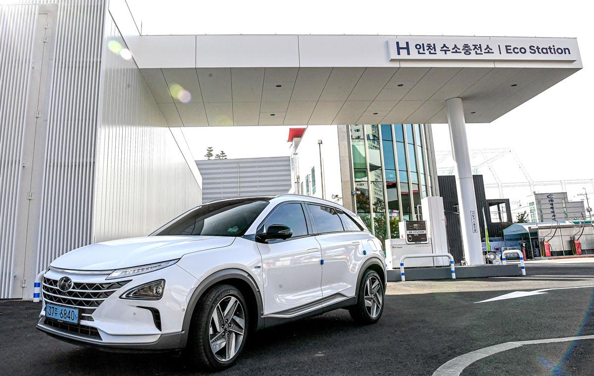 Hydrogène : la Corée du Sud poursuit ses investissements