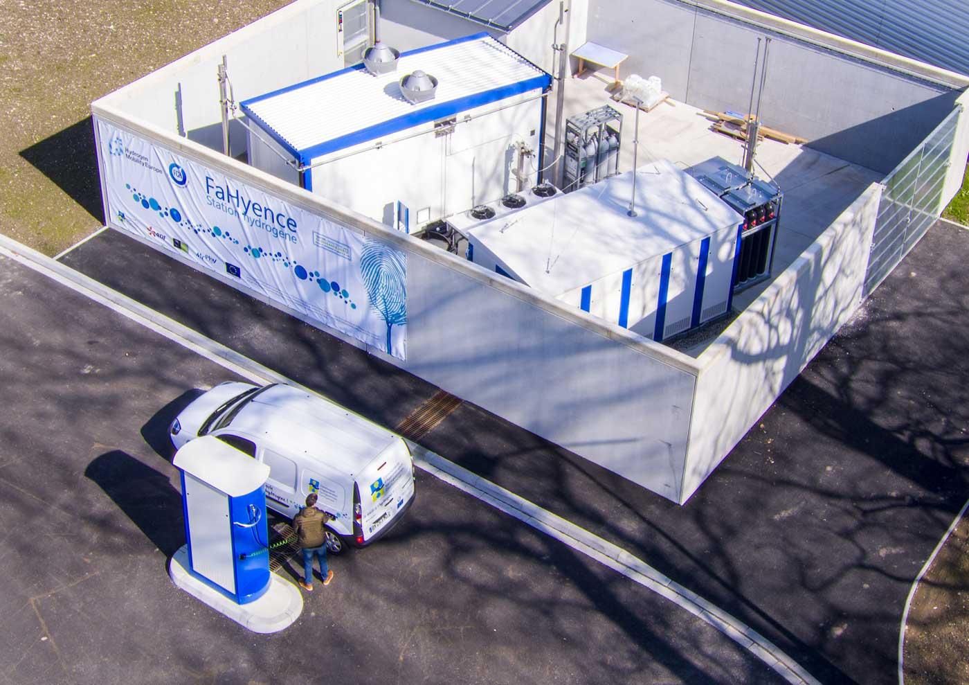 Hydrogène : Plastic Omnium et McPhy signent un accord stratégique