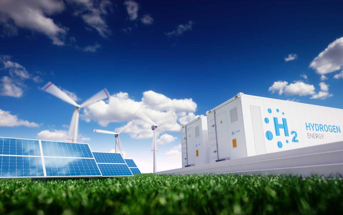 En Russie, EDF s'associe à Rosatom pour développer l'hydrogène vert