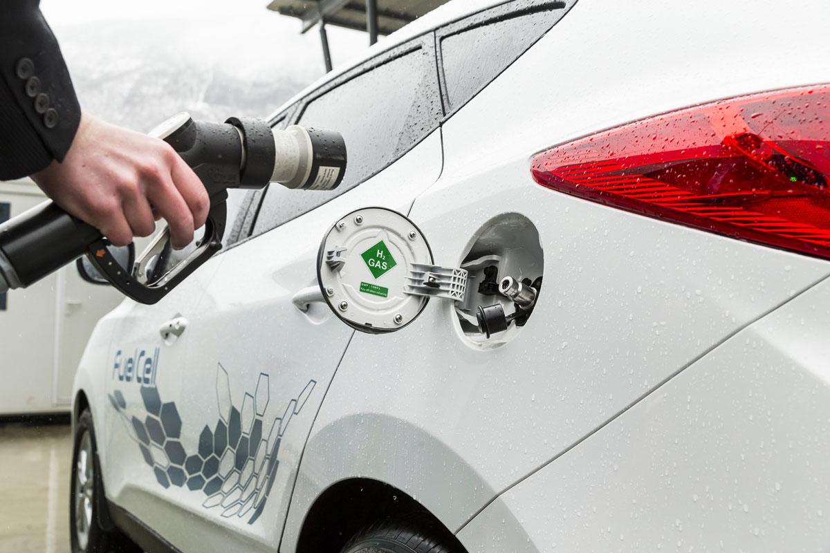 La sécurité des véhicules à hydrogène