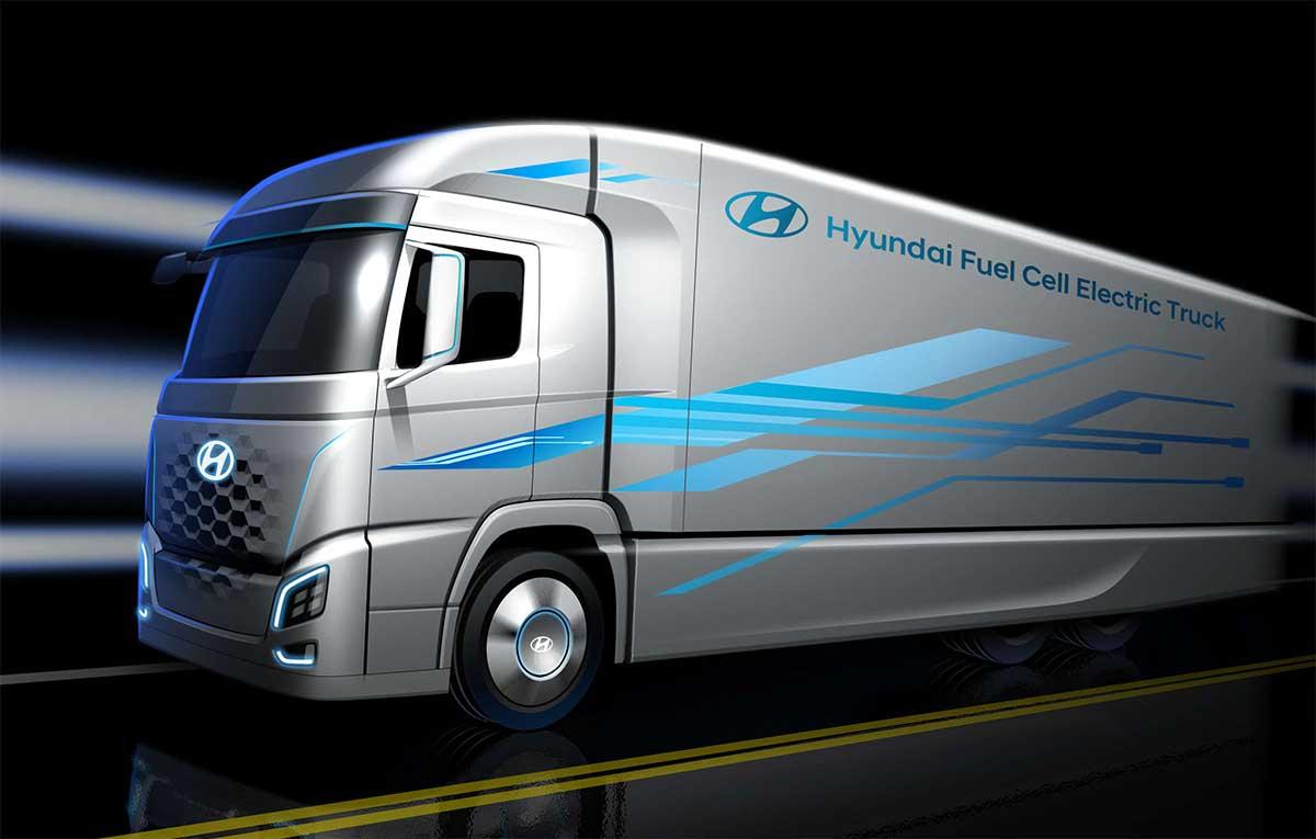 Suisse : une usine hydroélectrique de production d'hydrogène pour les camions de Hyundai