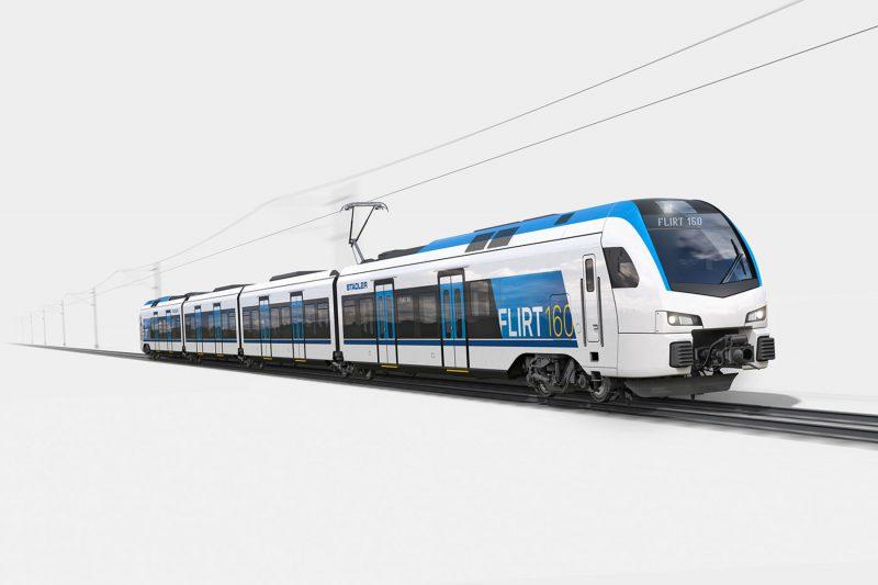 Hexagon va équiper le premier train à hydrogène des Etats-Unis